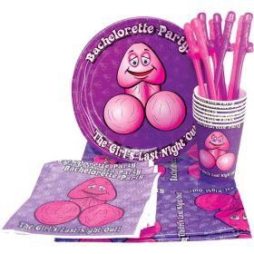 Bachelorette 8 Piece Party Set