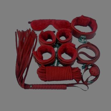 BDSM-fetish-Vuxensaker-kit-set
